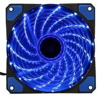Fan Case Vitra Frost 12CM 15 LED