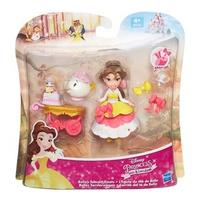 Búp bê Disney Princess B5335 Tiệc trà của công chúa Belle mini