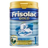 SỮA FRISOLAC GOLD SỐ 1 900G 0-6 THÁNG