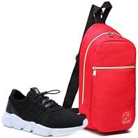 Combo Túi Messenger Glado DCG028 Và Giày Sneaker Zapas GZ016