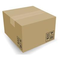 Thùng carton 25x15x15cm