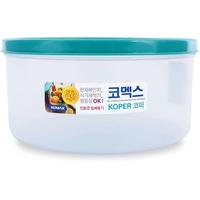 Hộp Nhựa Tròn Komax 1.7 L