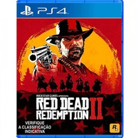 Đĩa Game Ps4 Red Dead Redemption 2