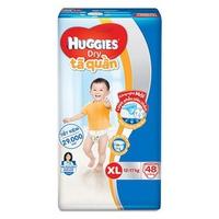 Tã quần Huggies Dry XL48 (12-17kg)