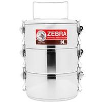 Hộp giữ nhiệt ZEBRA INOX 14CM