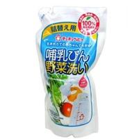 Nước rửa bình sữa Chuchu 720ml