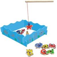 Đồ chơi gỗ Winwintoys 66362 - Bộ câu sinh vật biển