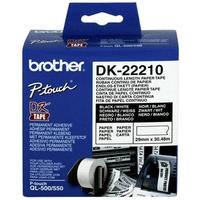 Giấy In Nhãn Brother DK-22210