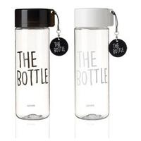 Bình nước nhựa rỗng Komax The Bottle 550ml