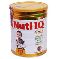 Sữa NutiFood Nuti IQ Gold 123 900g 1-3 tuổi