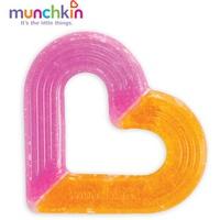 Gặm nướu gel trái tim Munchkin MK44715
