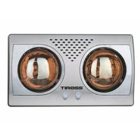Đèn sưởi nhà tắm Tiross TS9291 2 bóng