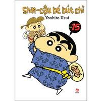 Shin - Cậu Bé Bút Chì (Hoạt Hình Màu) : Tập 11-15