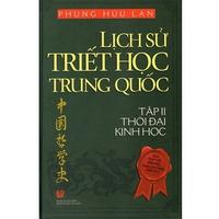 Lịch Sử Triết Học Trung Quốc (Tập 1-2)