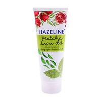 Sữa rửa mặt Hazeline Matcha & Lựu Đỏ 100g