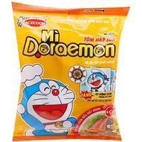 Mì Doraemon tôm hấp sữa Acecook