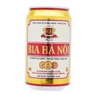Bia Hà Nội Habeco lon 330ml