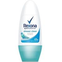 Lăn Khử Mùi Hương Tươi Mát Rexona Shower Clean 50ml