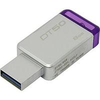 USB 3.1 Kingston 8GB DataTraveler DT50
