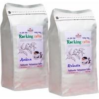 Cà Phê Arabica Rang xay nguyên chất Rocking coffee