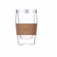 Ly lọc trà thủy tinh Silicagel Samadoyo 0.5L