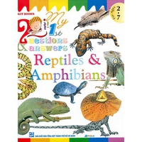 My First Questions & Answers - Reptiles & Amphibians