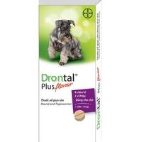 Thuốc tẩy giun Drontal