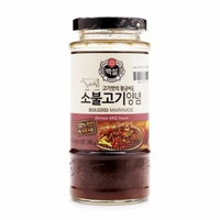 Sốt BBQ Thịt Bò Bulgogi Marinade Beksul Hàn Quốc
