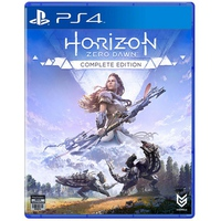 Đĩa Game Sony Horizon Zero Dawn Complete Edition PS4