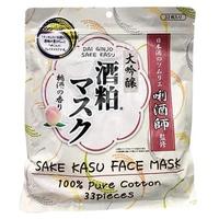 Mặt Nạ Bã Rượu Dai Ginjo Sake Kasu Face Mask