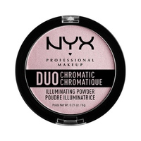 Phấn bắt sáng NYX Professional Makeup Duo Chromatic Illuminating Powder