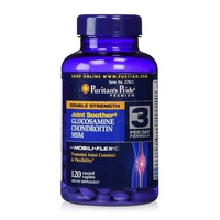 Thực Phẩm Chức Năng Puritan's Pride Double Strength Glucosamine, Chondroitin & MSM