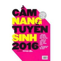 Cẩm Nang Tuyển Sinh 2016