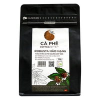 Cà Phê Bột Nguyên Chất Robusta Light Coffee