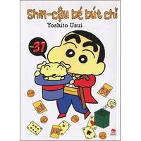 Shin - Cậu Bé Bút Chì (Hoạt Hình Màu) : Tập 31-35