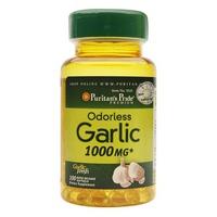 Dầu Tỏi Không Mùi Puritan's Pride Odorless Garlic