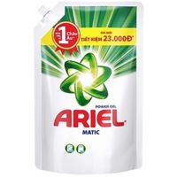 Nước giặt Ariel đậm đặc chai