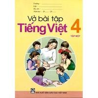 Vở Bài Tập Tiếng Việt Lớp 4 (Tập 1-2)