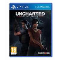 Đĩa Game Sony Uncharted The Lost Legacy