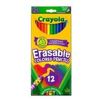Bút Chì 12 Màu Crayola