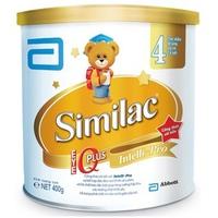 Sữa Similac IQ SỐ 4 400g 2-6 TUỔI