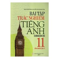 Bài Tập Trắc Nghiệm Tiếng Anh 11