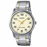 Đồng hồ nam dây thép Casio MTP-V001SG-9BUDF
