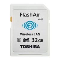 Thẻ nhớ SDHC Toshiba 32GB Flash Air WiFi