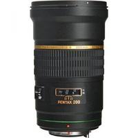 Ống kính Pentax DA 200mm F/2.8 ED IF SDM