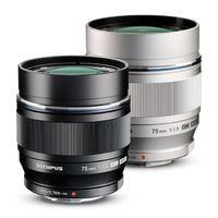 Ống kính Olympus M-Zuiko Digital ED 75mm F1.8