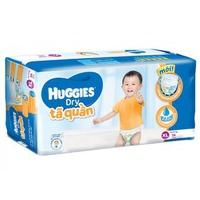 Bỉm quần Huggies Dry XL32 (12-17kg)