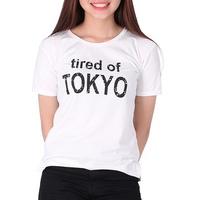 Áo Thun Nữ Tokyo Trần Doanh D123