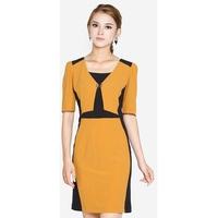 Đầm Nữ Tay Ngắn The One Fashion DDP3081