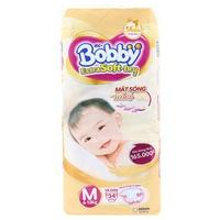 Tã dán Bobby Extra Soft Dry M34 (6-10kg)